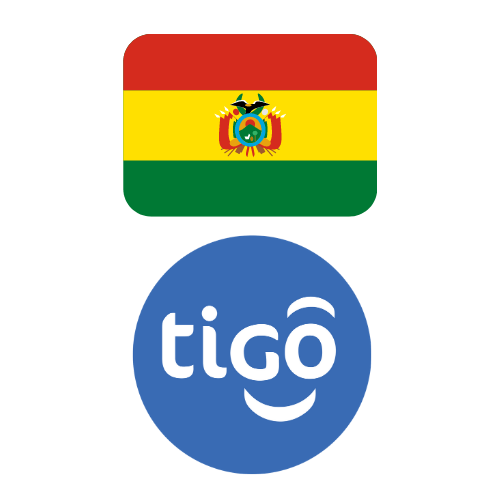 Top-up Tigo Bolivia