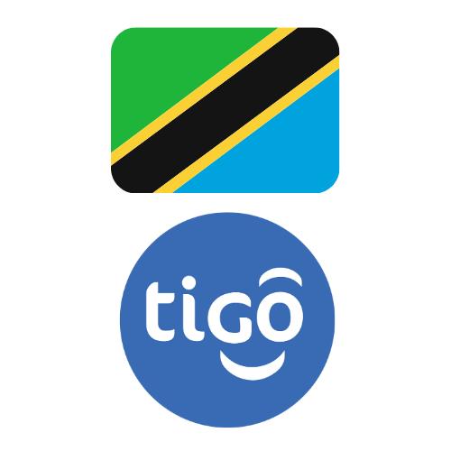 Top-up Tigo Tanzania