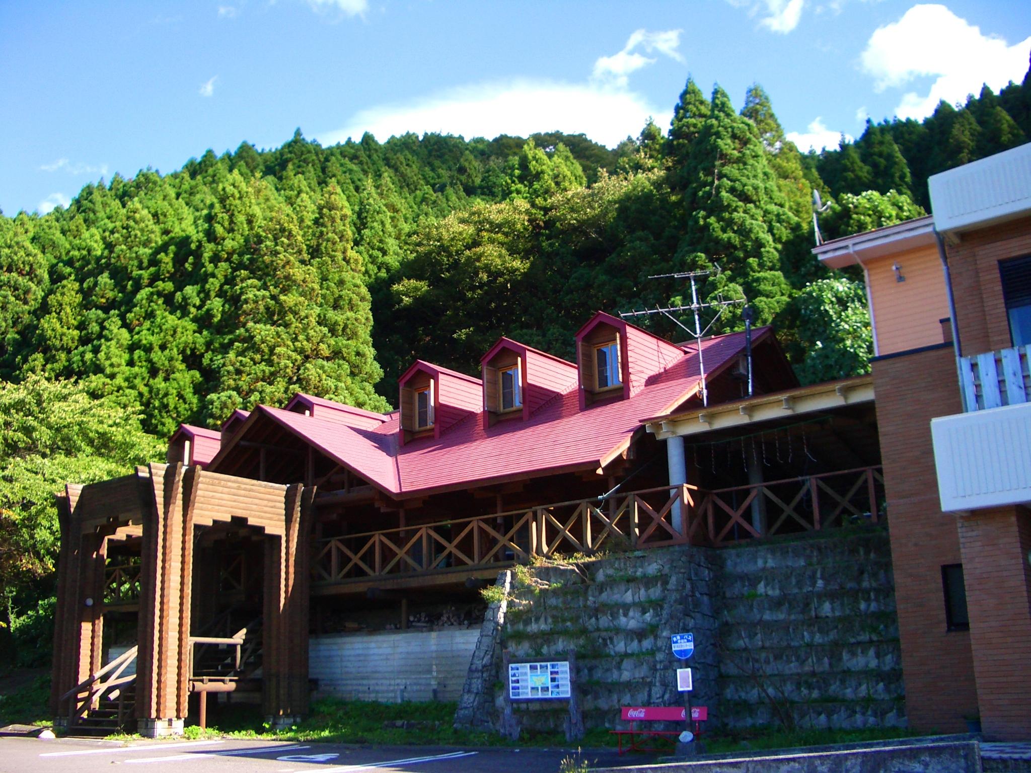 Marutanbo - Oyashirazu Community Lodge
