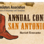 The 54th Annual American Translation Association Conference
