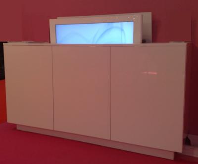 meubles tv elevateurs par sb concept