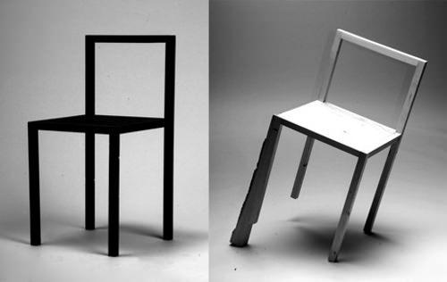 95 La Chaise Bancale Par Rasmus B Fex Blog Esprit Design