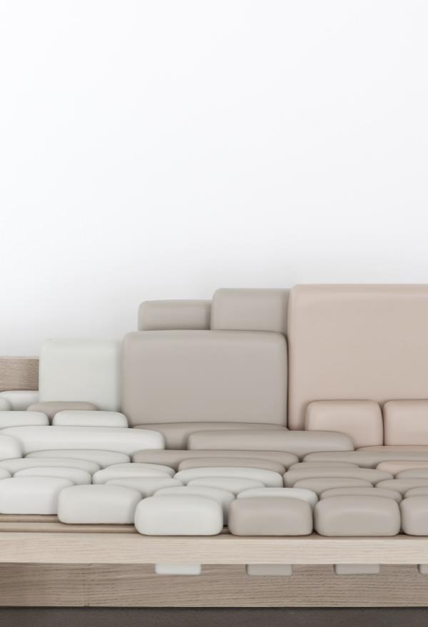 SofaScape Le Canap Gomtrie Variable Par Benjamin