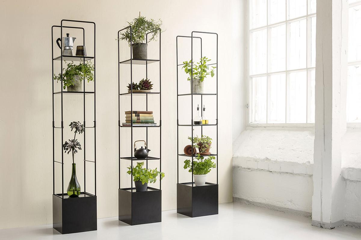 mobilier dedie aux plantes