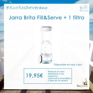 Jarra Brita Fill Serve