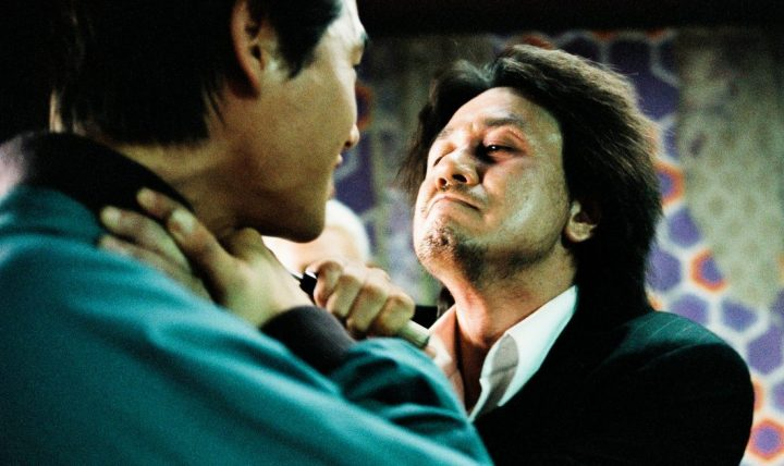Oldboy (2003) – Filmkritik & Blu-ray-Review