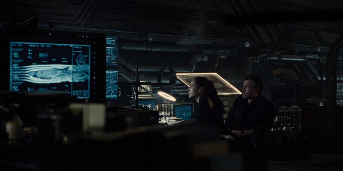 Justice League Filmkritik Fluxkompensator
