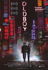 Olboy Poster Filmkritik