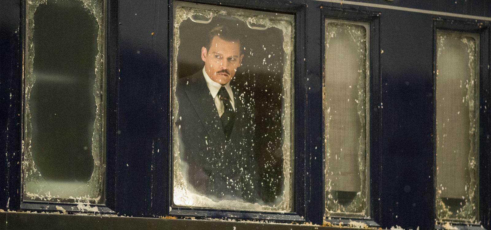 Mord im Orient-Express Filmkritik Johnny Depp