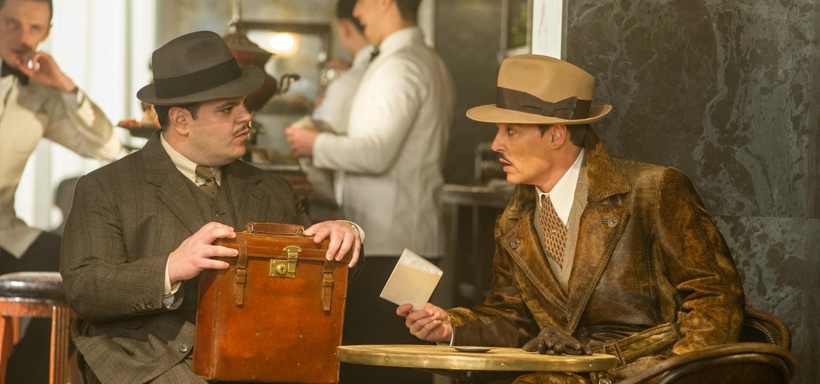 Mord im Orient-Express Filmkritik Josh Gad Johnny Depp