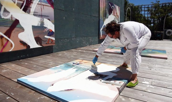 Julian Schnabel a private portrait Filmkritik