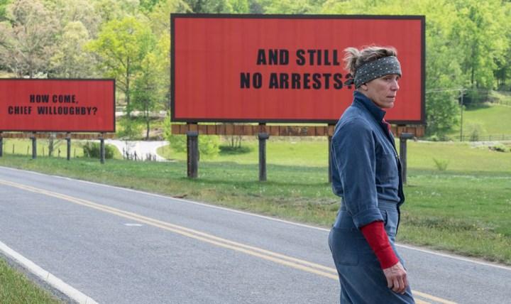 Three Billboards Outside Ebbing, Missouri (2017) – Filmkritik