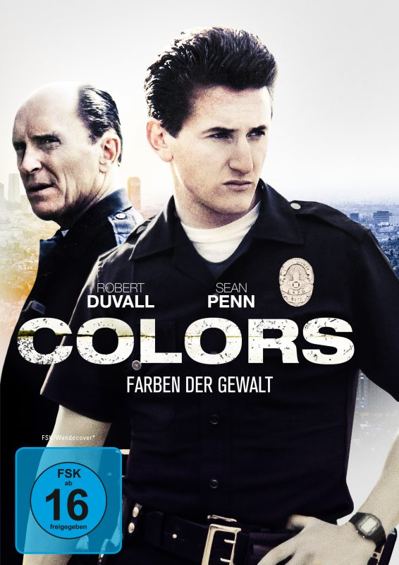 Colors DVD Cover