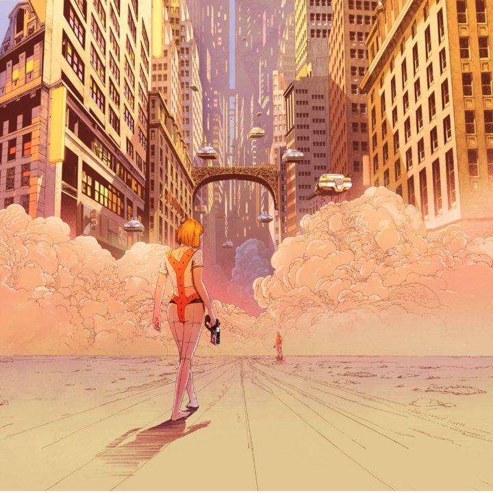 The Fifth Element Soundtrack Eric Serra Mondo