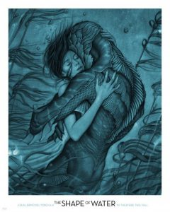 The Shape of Water Filmposter