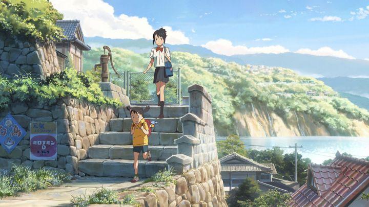 Your Name Anime Review Fluxkompensator