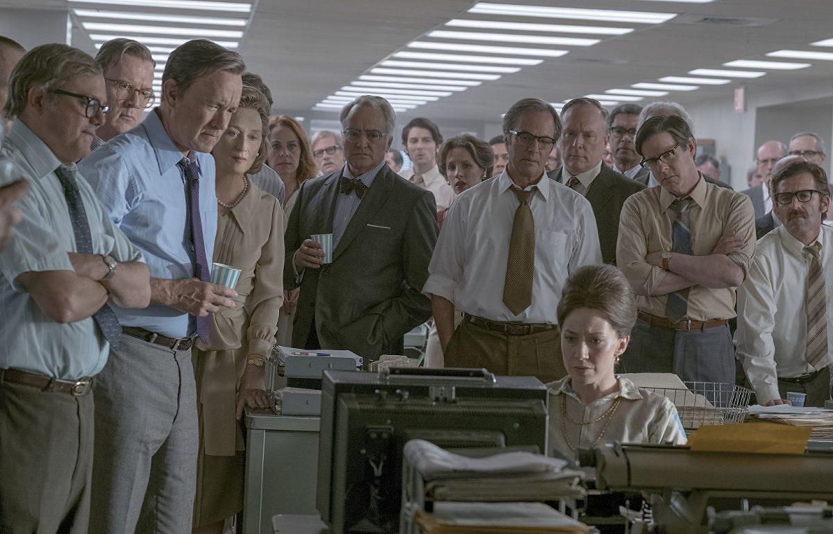Die Verlegerin Tom Hanks