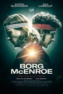 Borg McEnroe - Duell zweier Gladiatoren Kinoposter