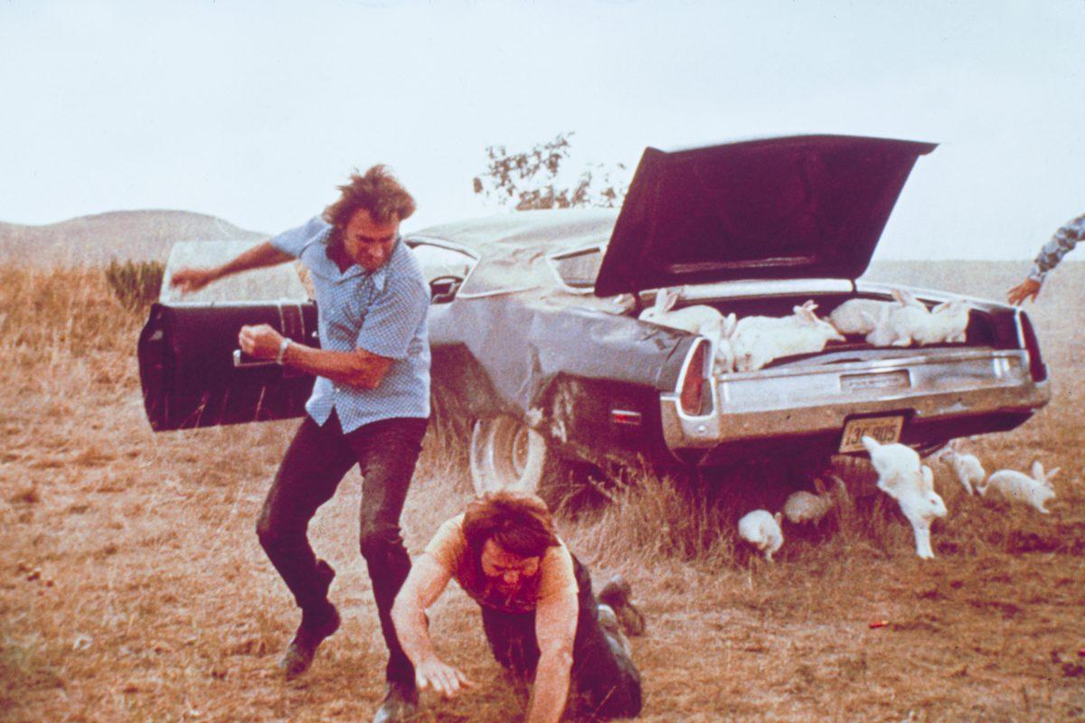 Die Letzen beissen die Hunde Clint Eastwood