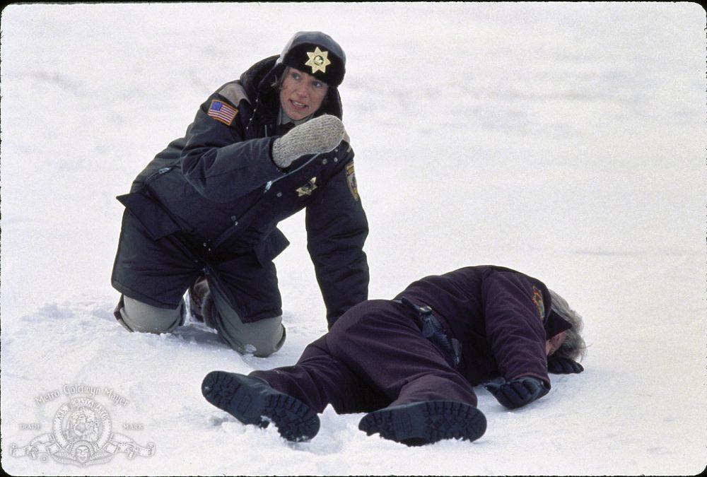 Fargo Francis McDormand 2 Mediabook