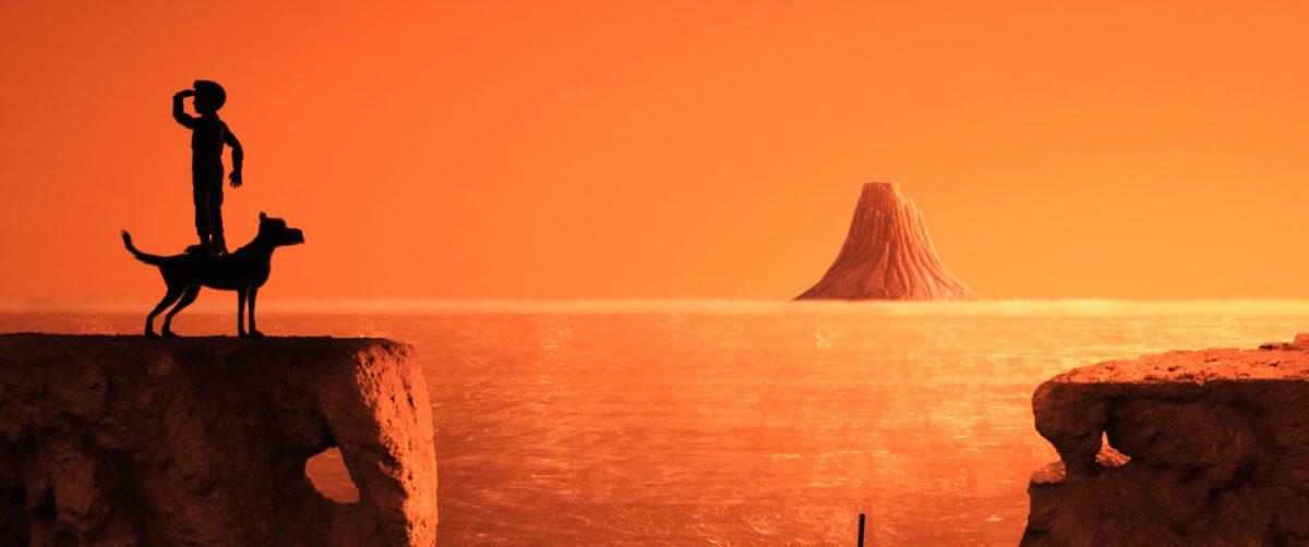 Isle of Dogs Ataris Reise