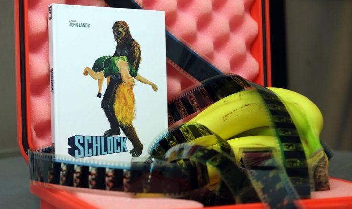 Schlock (1973) – Filmkritik & Review zum Mediabook