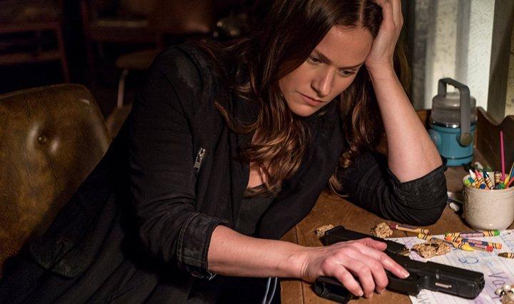Van Helsing Netflix Original Kelly Overton