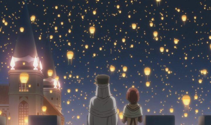 die rothaarige schneeprinzessin Akagami no Shirayukihime