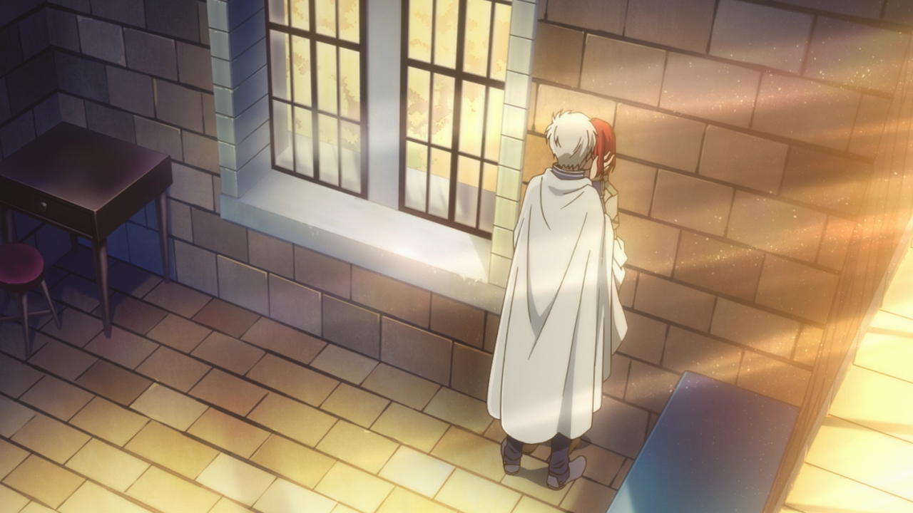 die rothaarige schneeprinzessin Akagami no Shirayukihime2-3