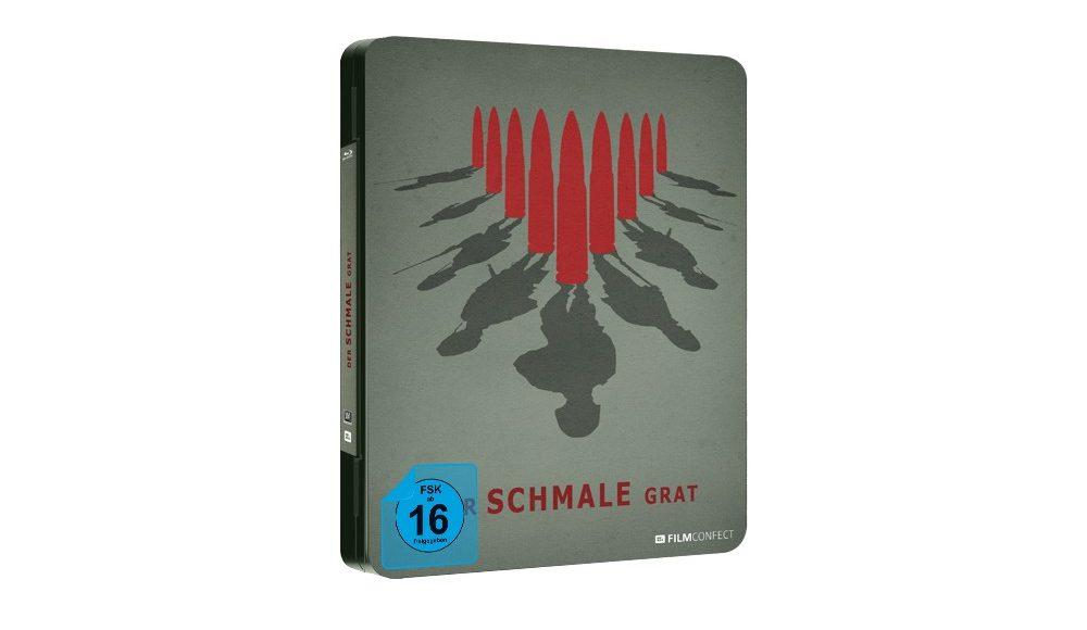 Der schmale Grat FilmConfect Steelbook FuturPak Review