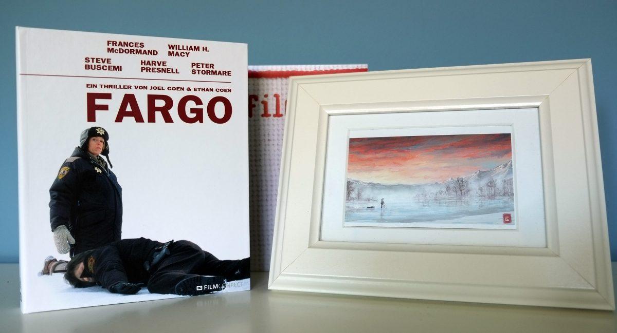 Fargo Mediabook Filmconfect Fluxkompensator