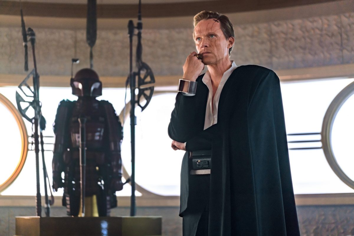 SOLO: A STAR WARS STORY Paul Bettany