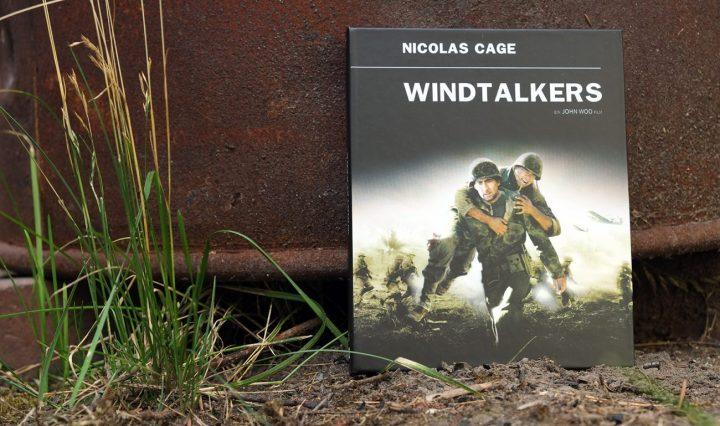 Windtalkers Cover Mediabook Filmconfect