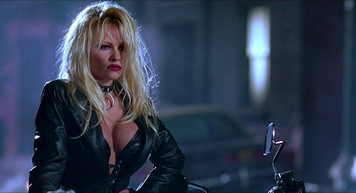 Barb Wire Blu-ray Unrated Version Turbine