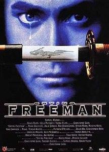 Crying Freemann Kinoposter