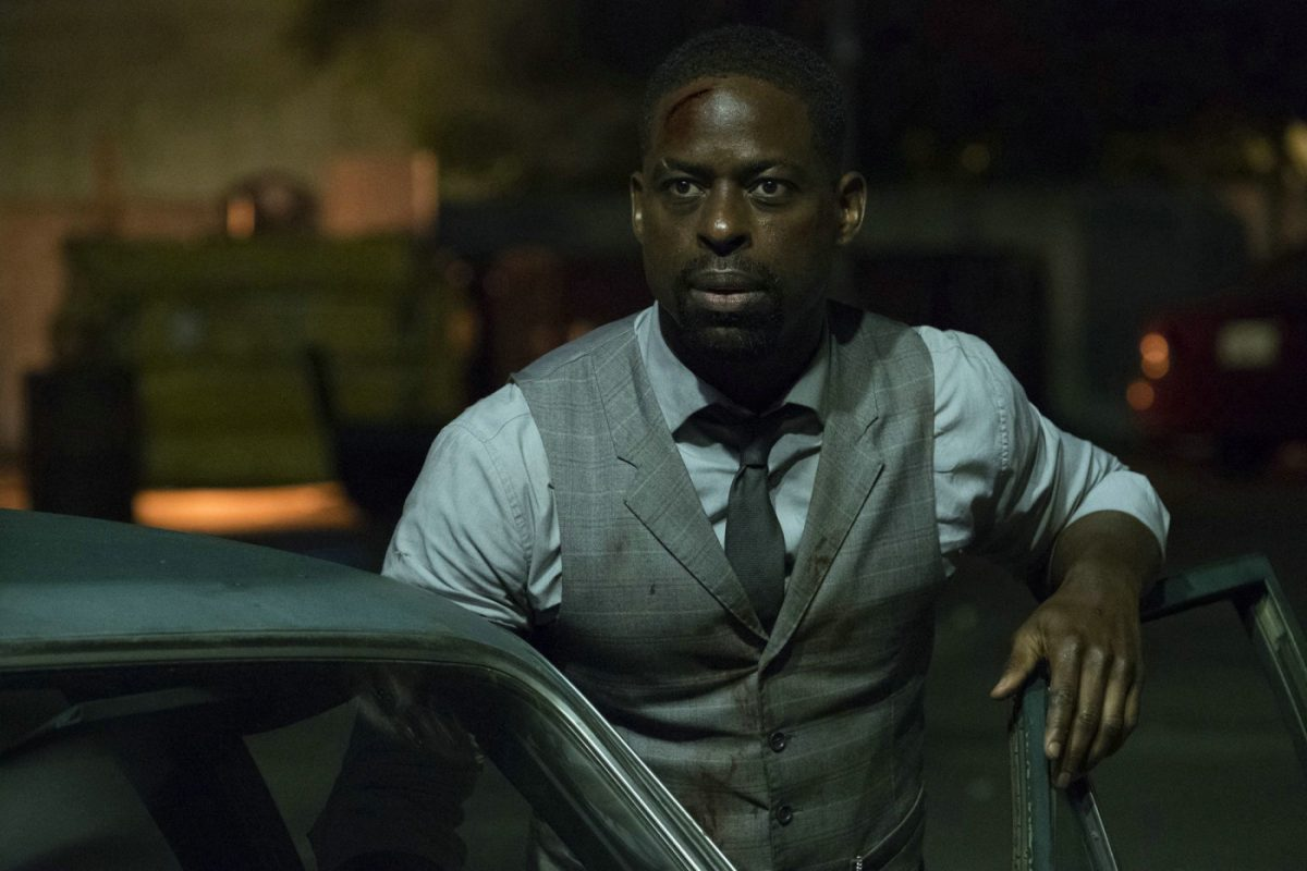 Hotel Artemis Sterling K. Brown