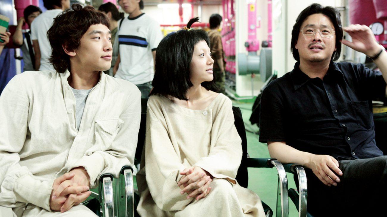 Im a Cyborg But Thats OK Lim Soo-jung, Rain, Park Chan-wook
