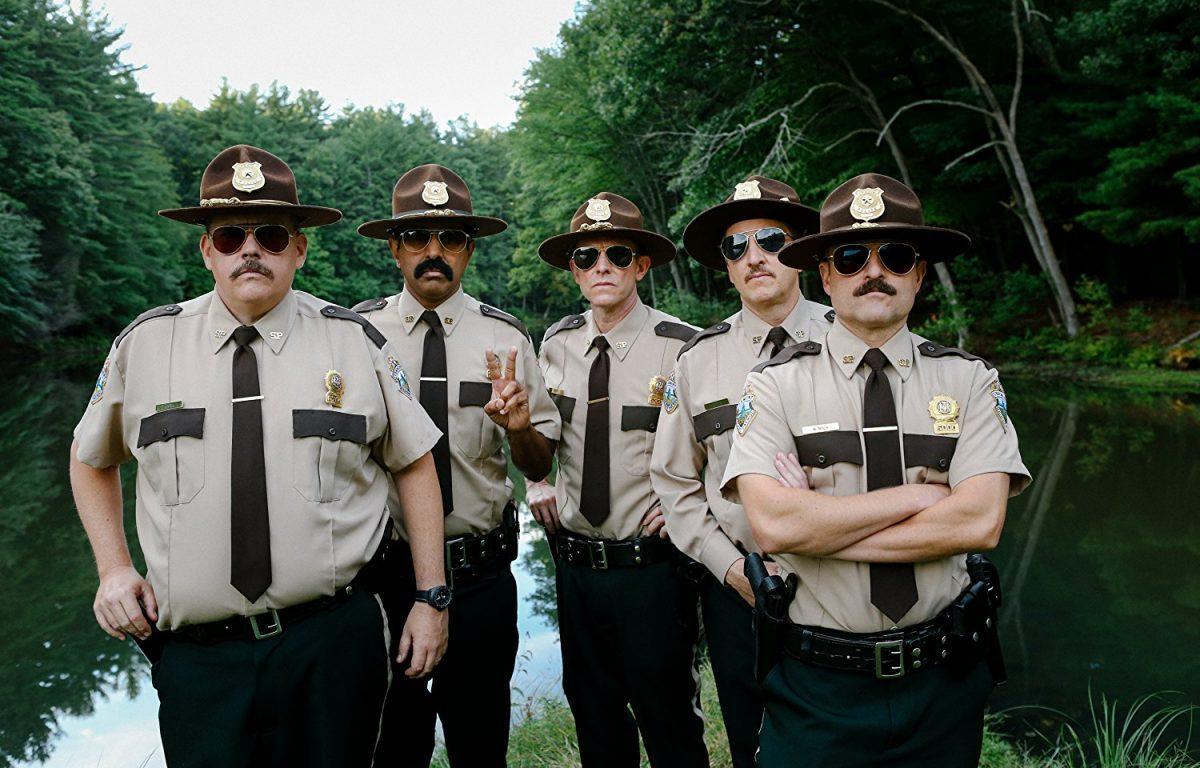 Super Troopers 2 Review Kritik Filmblog Fluxkompensator