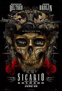 Sicario 2 Filmplakat