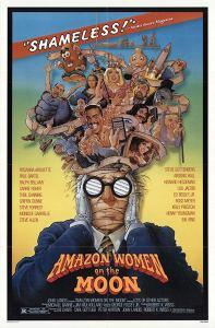 Amazonen auf dem Mond Kinoposter Original