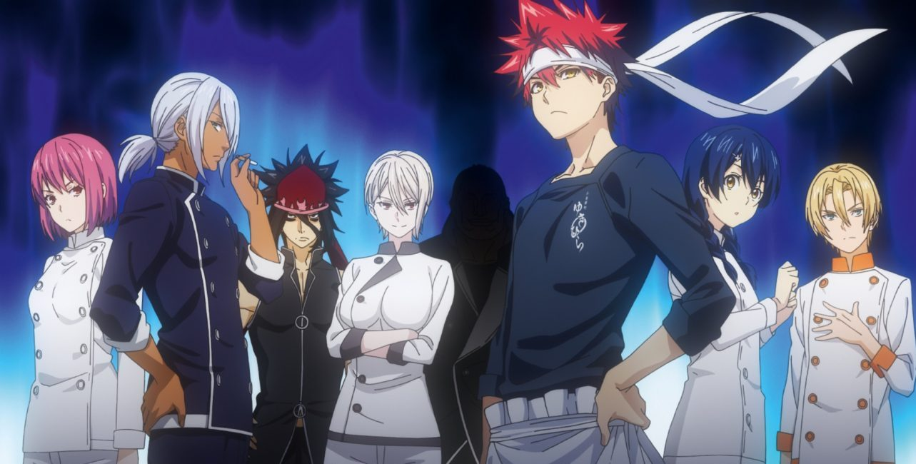 Food Wars - The Second Plate Staffel 2 Review