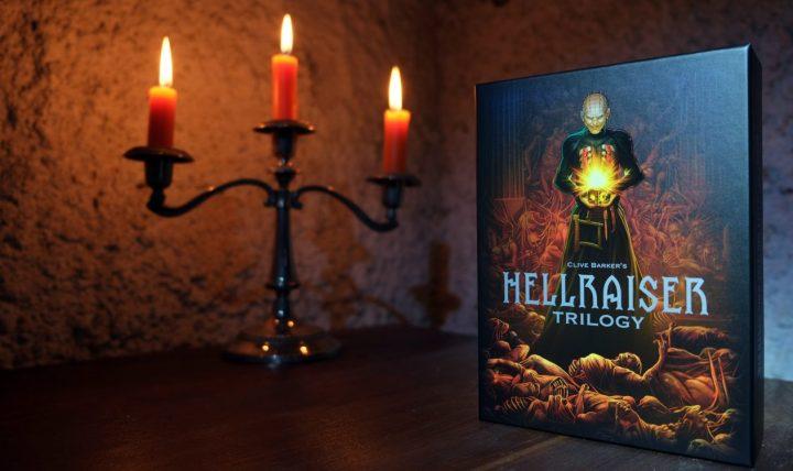 Hellraiser-Trilogie │ Vorstellung der Blu-ray Deluxe-Box