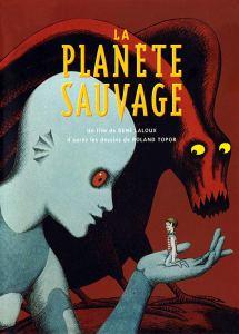 Der Wilde Planet französisches Kinoposter