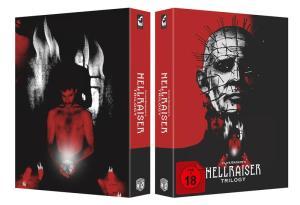 Hellraiser-Trilogie Blu-ray Box Turbine
