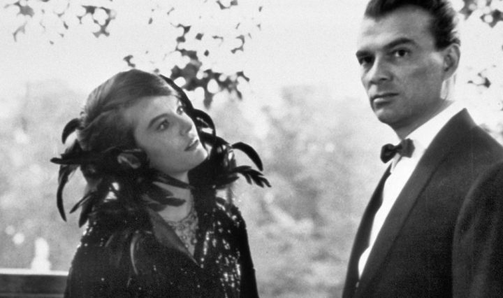 Letztes Jahr In Marienbad Blu-ray Review