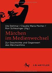 Märchen im Medienwechsel JB Metzler Buchcover