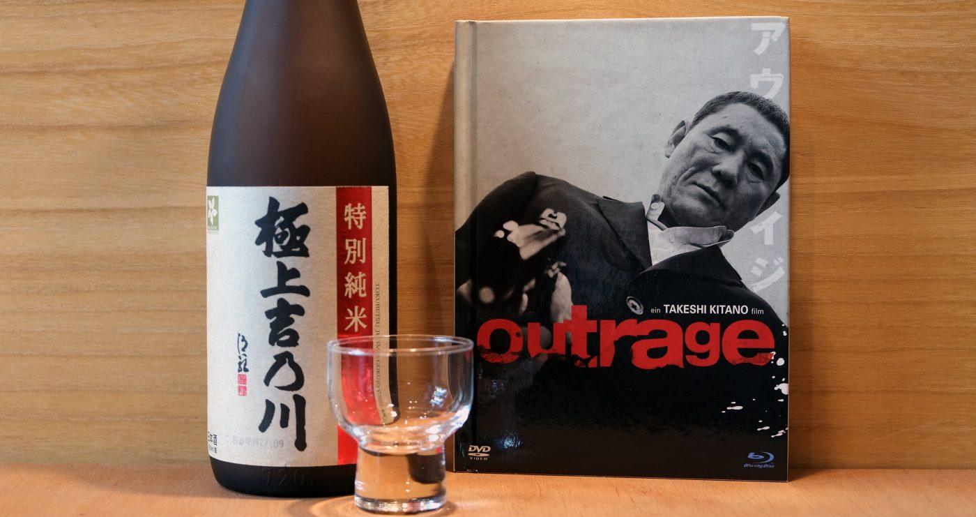Outrage Mediabook Capelight Takeshi Kitano