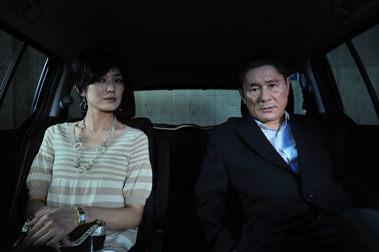 OUTRAGE Takeshi Kitano Filmkritik