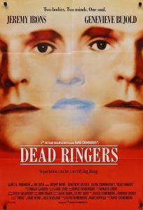 Dead Ringers Kinoplakat