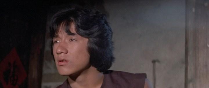 Die Schlange imSchatten des Adlers Jackie Chan Review